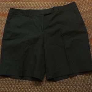 2/$20  NY&CO black, dress shorts